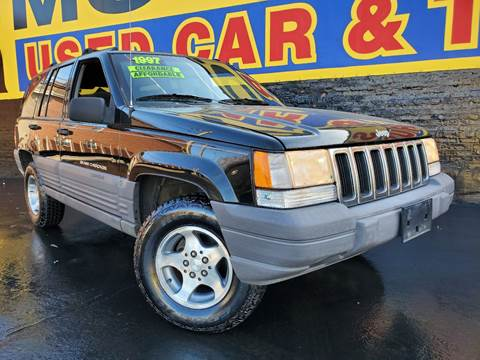 1997 Jeep Grand Cherokee for sale at B & R Motor Sales in Chicago IL