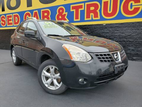 2009 Nissan Rogue for sale at B & R Motor Sales in Chicago IL
