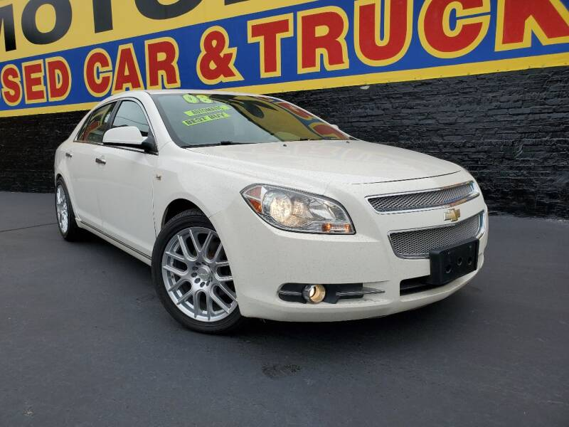 2008 Chevrolet Malibu for sale at B & R Motor Sales in Chicago IL