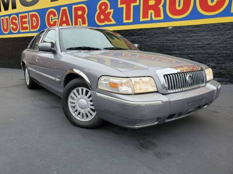 2006 Mercury Grand Marquis for sale at B & R Motor Sales in Chicago IL