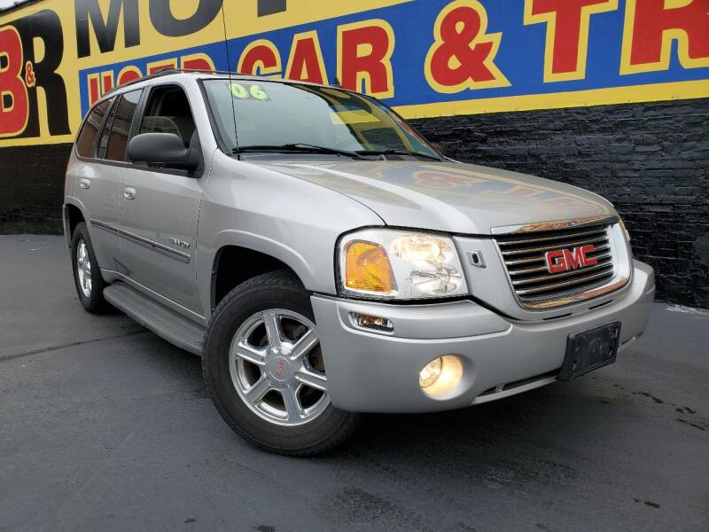 2006 GMC Envoy for sale at B & R Motor Sales in Chicago IL