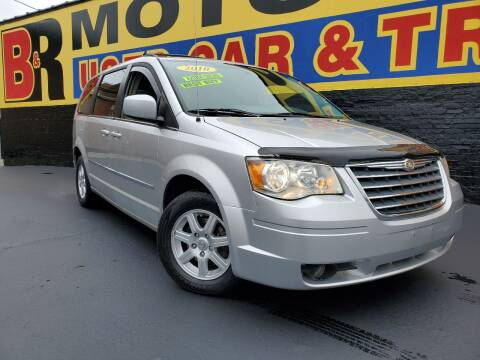 2010 Chrysler Town and Country for sale at B & R Motor Sales in Chicago IL