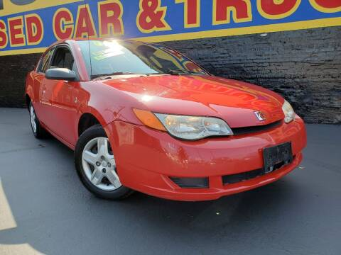 2006 Saturn Ion for sale at B & R Motor Sales in Chicago IL