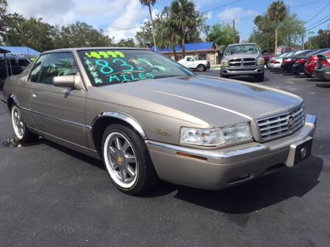 2000 Cadillac Eldorado For Sale in Florida - Carsforsale.com®