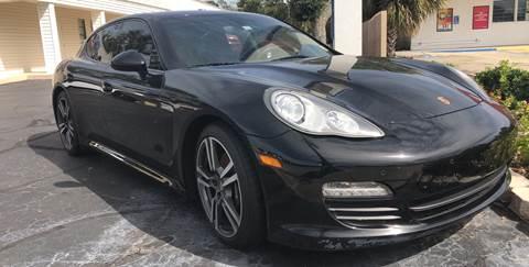 2012 Porsche Panamera for sale in New Smyrna Beach, FL