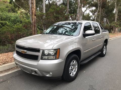 2007 Chevrolet Avalanche for sale in San Diego, CA