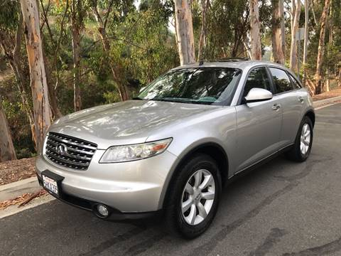 2003 Infiniti FX35 for sale in San Diego, CA