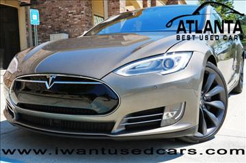 2015 Tesla Model S for sale in Norcross, GA