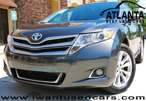 2014 Toyota Venza for sale in Norcross, GA