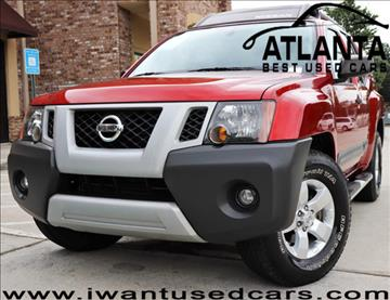 2011 Nissan Xterra for sale in Norcross, GA