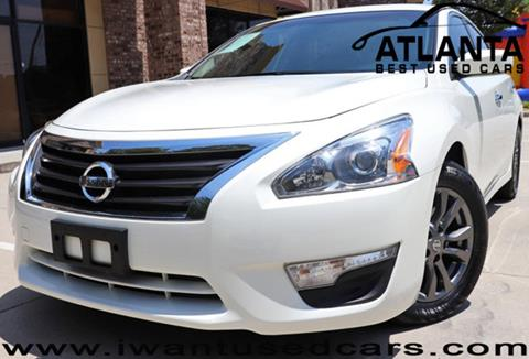 2015 Nissan Altima for sale in Norcross, GA