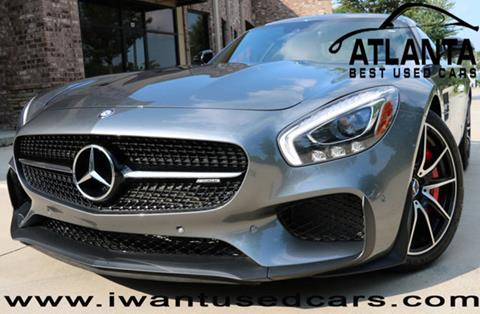 2016 Mercedes-Benz AMG GT for sale in Norcross, GA