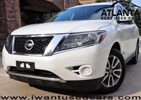 2014 Nissan Pathfinder Hybrid for sale in Norcross, GA