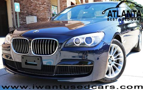2014 BMW 7 Series For Sale In Norcross GA