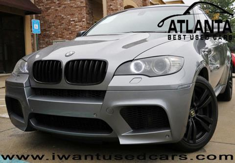 2012 BMW X6 M for sale in Norcross, GA