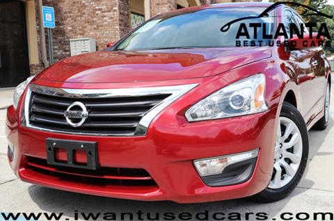 2014 Nissan Altima for sale in Norcross, GA