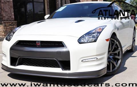 2014 Nissan GT-R for sale in Norcross, GA