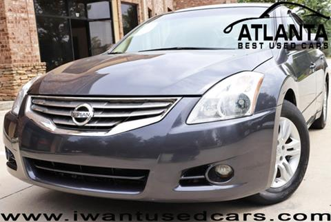 2011 Nissan Altima for sale in Norcross, GA