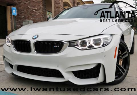 2015 BMW M3 for sale in Norcross, GA