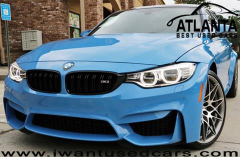 2017 BMW M3 for sale in Norcross, GA