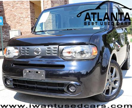 2010 Nissan cube for sale in Norcross, GA