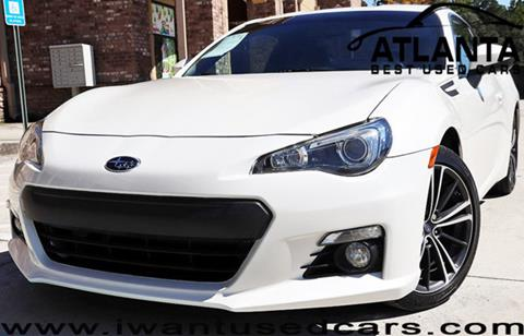 2013 Subaru BRZ for sale in Norcross, GA