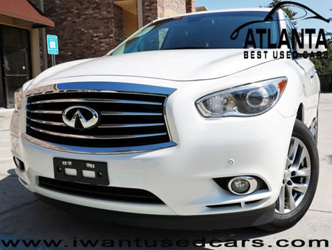 2014 Infiniti QX60 Hybrid for sale in Norcross, GA
