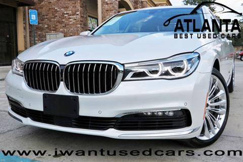 2016 BMW 7 Series for sale in Norcross, GA