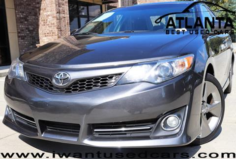 2014 Toyota Camry for sale in Norcross, GA