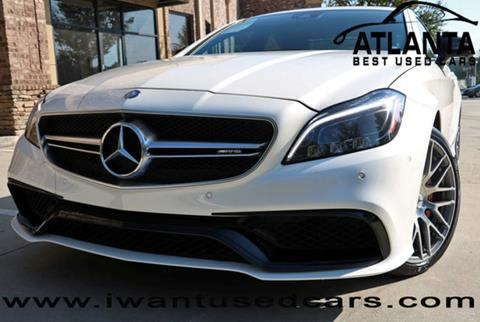2015 Mercedes-Benz CLS for sale in Norcross, GA