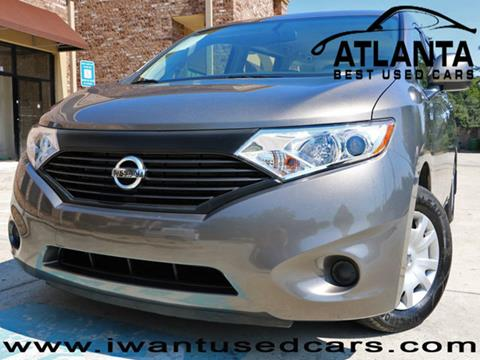 2015 Nissan Quest for sale in Norcross, GA