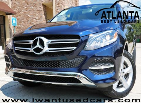 2016 Mercedes-Benz GLE for sale in Norcross, GA