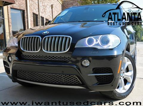 2012 BMW X5 for sale in Norcross, GA