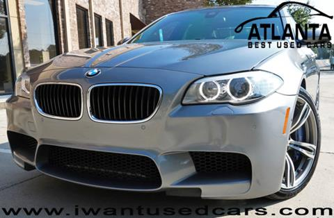 2013 BMW M5 for sale in Norcross, GA