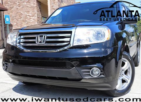 2014 Honda Pilot for sale in Norcross, GA