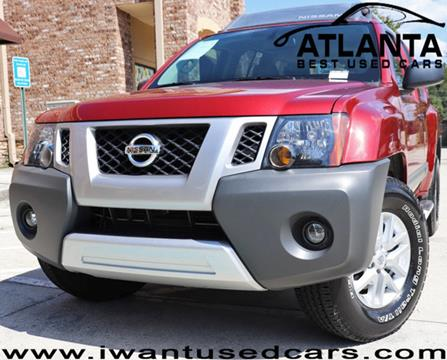 2015 Nissan Xterra for sale in Norcross, GA