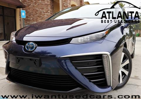 2016 Toyota Mirai for sale in Norcross, GA