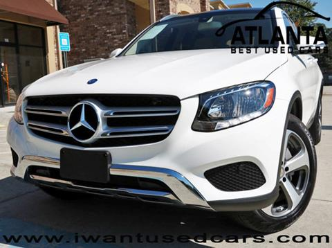 2016 Mercedes-Benz GLC for sale in Norcross, GA