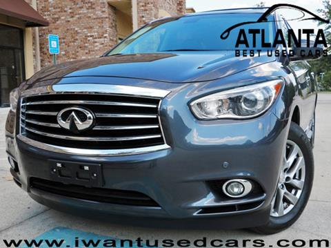 2014 Infiniti QX60 for sale in Norcross, GA