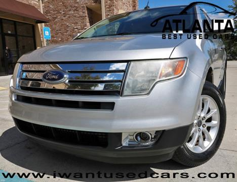 2009 Ford Edge for sale in Norcross, GA