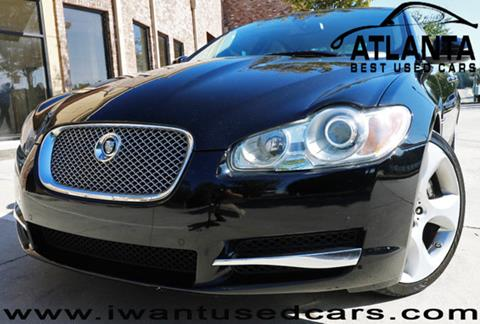 2009 Jaguar XF for sale in Norcross, GA