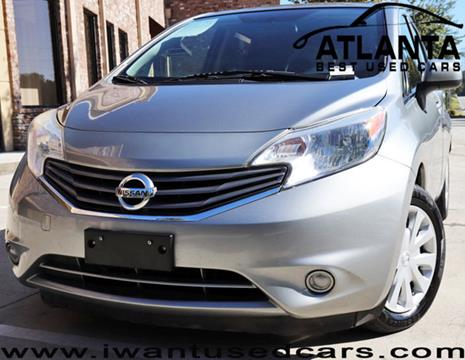 2014 Nissan Versa Note for sale in Norcross, GA