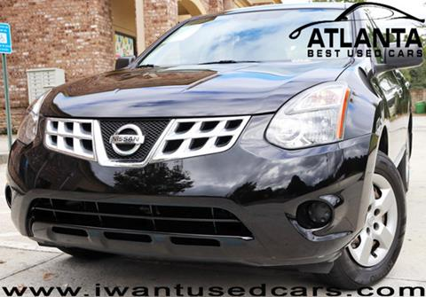 2014 Nissan Rogue Select for sale in Norcross, GA