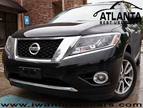 2013 Nissan Pathfinder for sale in Norcross, GA