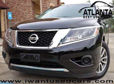 2014 Nissan Pathfinder for sale in Norcross, GA