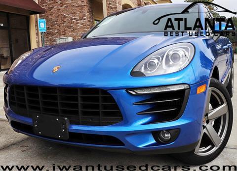 2016 Porsche Macan for sale in Norcross, GA