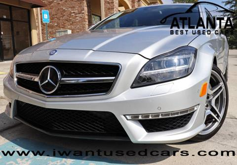 2013 Mercedes-Benz CLS for sale in Norcross, GA