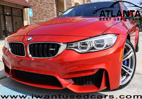 2016 BMW M3 for sale in Norcross, GA