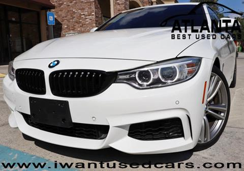 2015 BMW 4 Series for sale in Norcross, GA