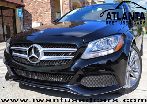 2015 Mercedes-Benz C-Class for sale in Norcross, GA